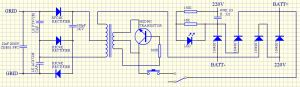 Bug zapper diagnosis | Electronics Forum (Circuits, Projects and Microcontrollers)