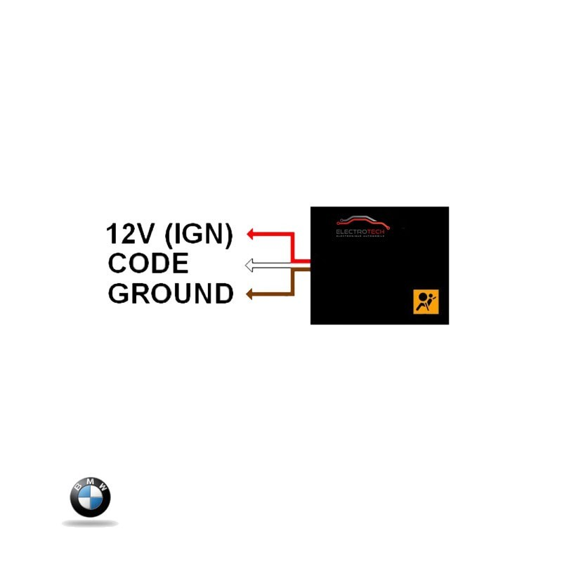 voyant airbag allume bmw e60 e63 e65 e81 e82 e87 e88 e90 x5