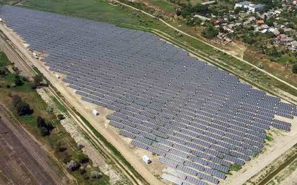 UDP Renewables запустила новую СЭС «Порт-Солар» на 8,6 МВт