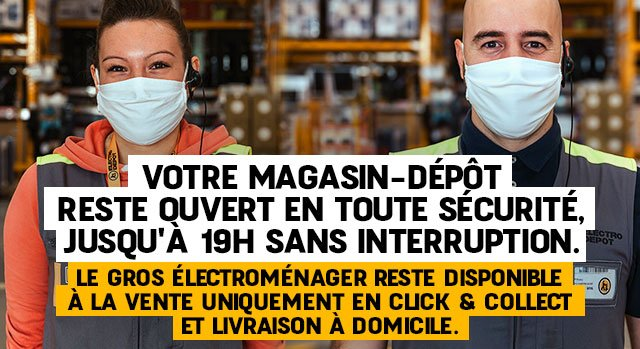 magasin electro menager dunkerque