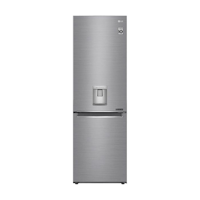 refrigerateur combine lg a gbf61pzjzn