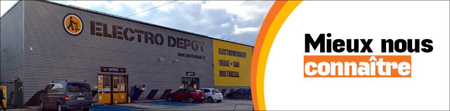 magasin electro menager chenove cote