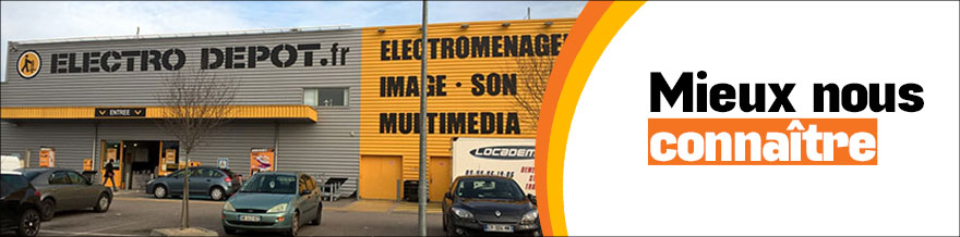 magasin electro menager limoges haute