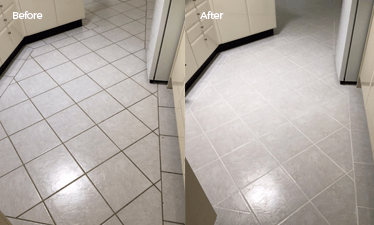 tile and grout makeovers