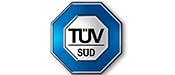 TUV SUD - home page bottom logo