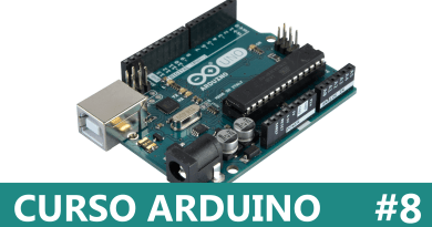 Curso Arduino - #8 - Motor DC