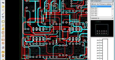 Como desenhar uma Placa de Circuito Impresso PCB?