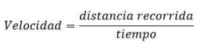 Formula velocidad del sonido, arduino