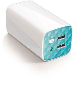 arduino bateria de respaldo usb - Electrogeek