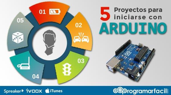 proyectos arduino 1 - Electrogeek