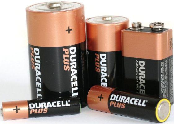 Baterias y Pilas