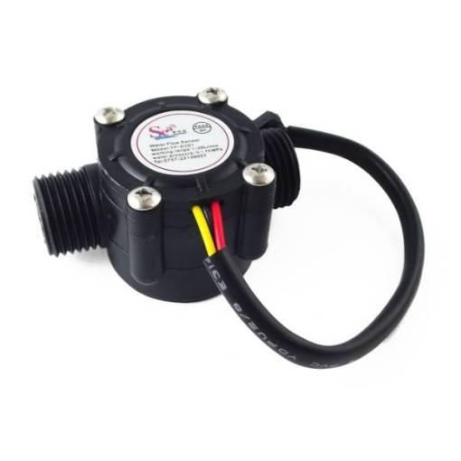 yf s201 caudalimetro sensor de flujo - Electrogeek