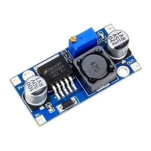 Módulo LM2596 convertidor de voltaje - Electrogeek