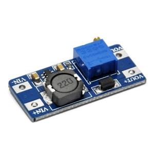 convertidor dc dc boost step up mt3608 2a hasta 28v calidad D NQ NP 615549 MLA31118528079 062019 F - Electrogeek