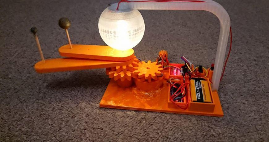 aprenda sobre la exploracion de exoplanetas con este aparato alimentado por arduino 5ed1aa3416e6a - Electrogeek