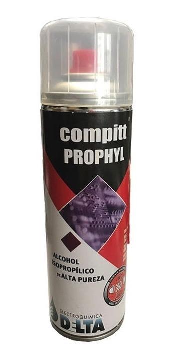 alcohol isopropilico de alta pureza aerosol delta 315g 440cc D NQ NP 932661 MLA31031766085 062019 F - Electrogeek