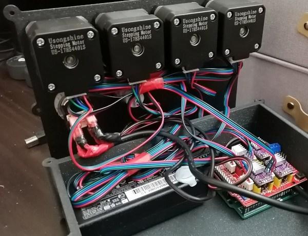 cuatro steppers hacen un instrumento midi de cuatro voces 5f388a225d5ca - Electrogeek