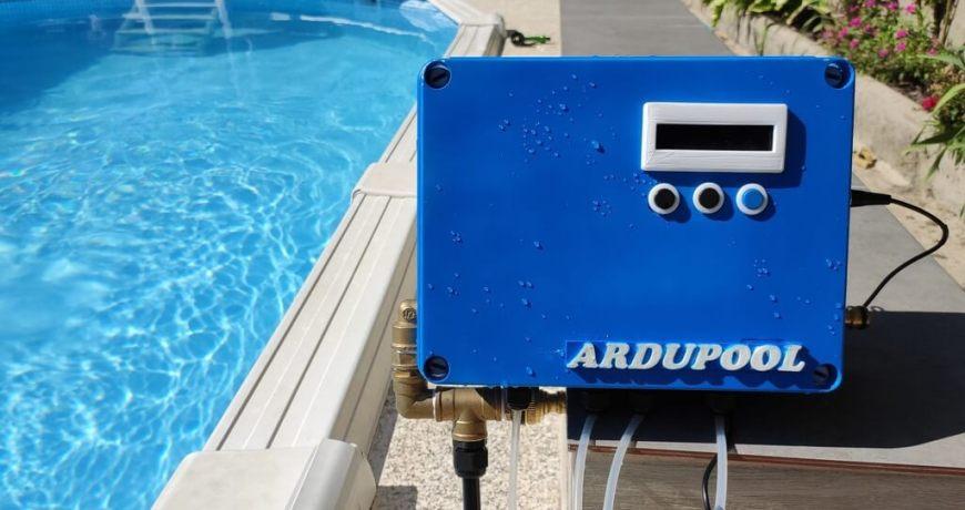 mantenga su piscina bajo control con ardupool 5f35dc42a3627 - Electrogeek