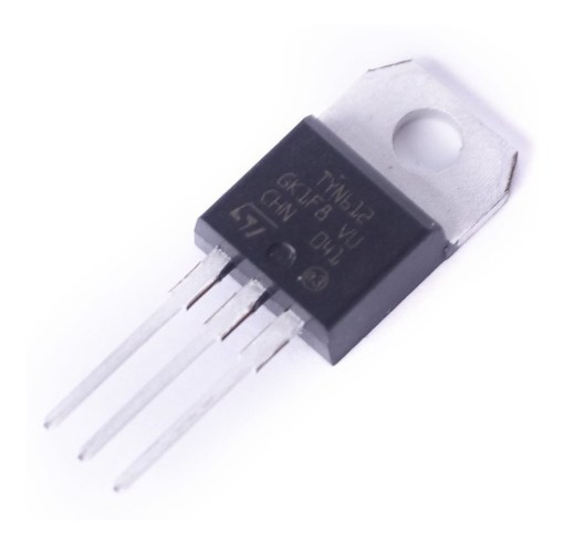pack 5 x tiristor scr tyn612 to 220 12a 600v tyn812 tyn1012 D NQ NP 637821 MLA41890686978 052020 F - Electrogeek