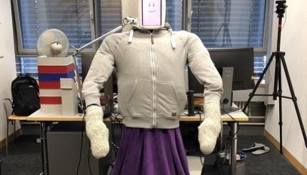 saluda a huggiebot 2 0 un robot que sabe cuando abrazar y cuando soltarse 602b13415d695 - Electrogeek