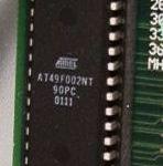 new EEPROM, closeup