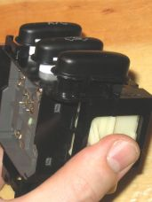 spare switch (w/ cap)