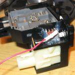 switch wiring, shrink tube