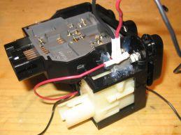 switch wiring, final wiring