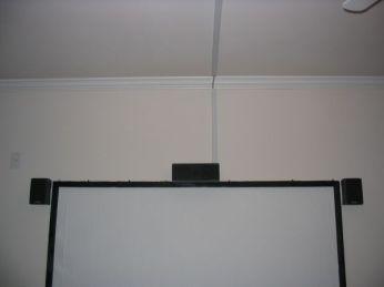Front audio channels