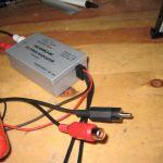 new RCA connectors