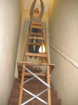 precarious installation