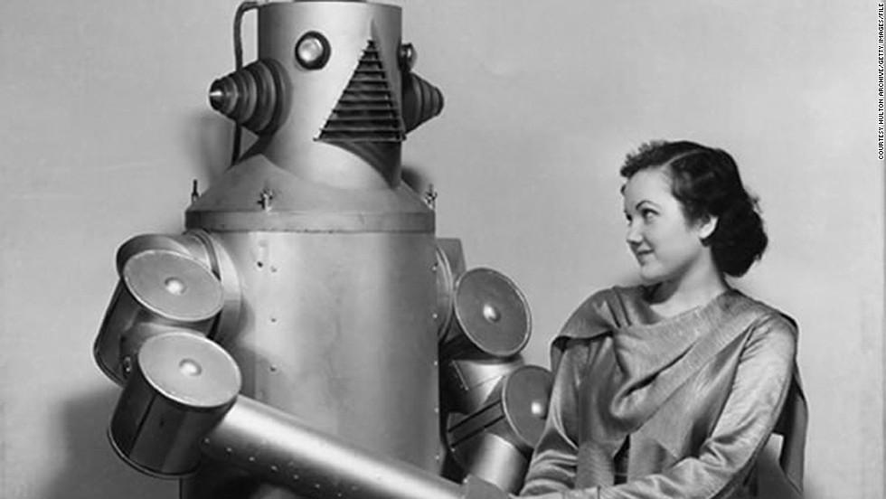 The robots among us
