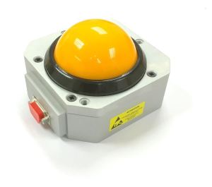 trackball for defence