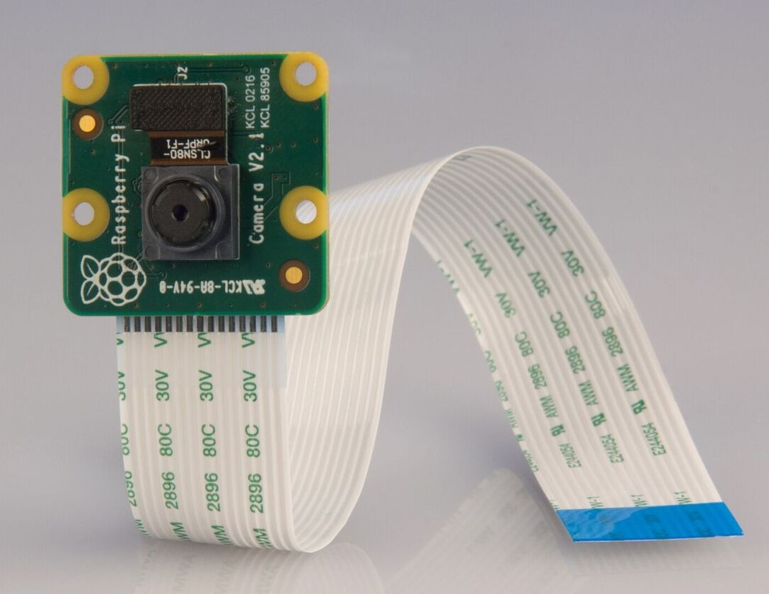 Getting started with PiCamera module with your Raspberry Pi