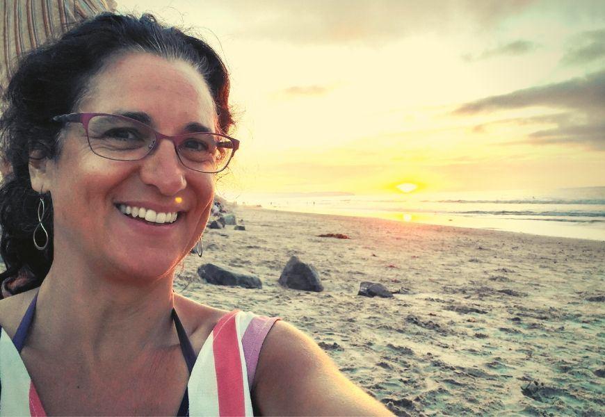 Diana Parafiniuk E-therapy founder
