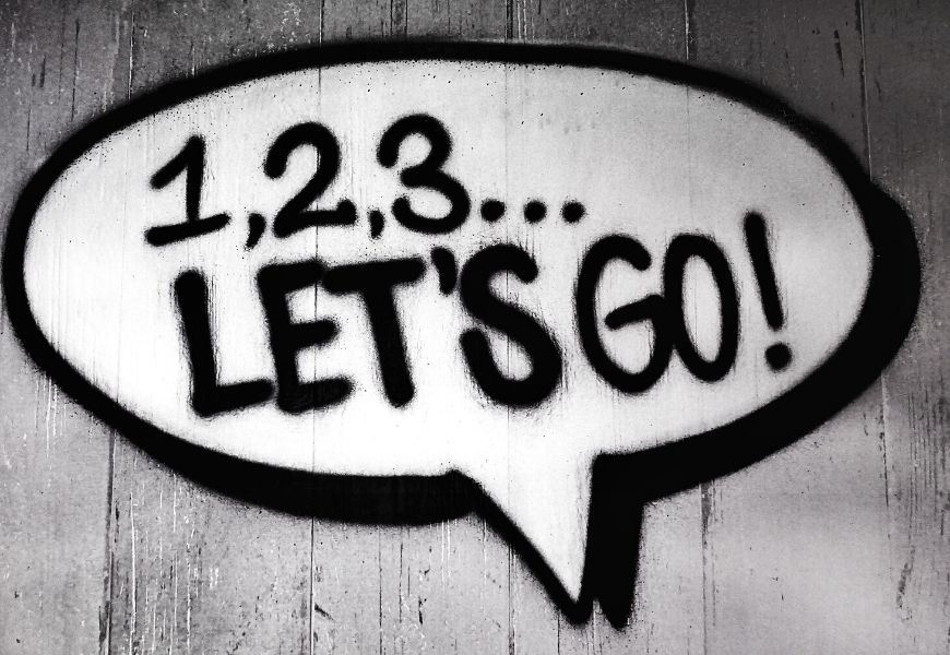 1,2,3...let's go
