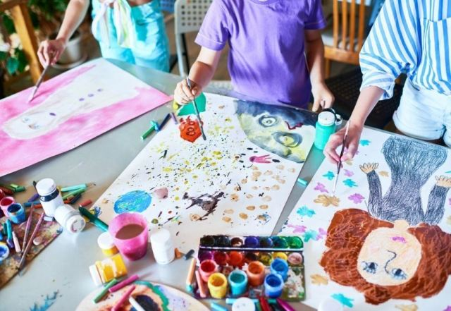 social emotional learning and art