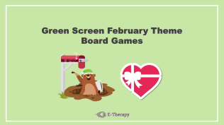 green screen game boards
