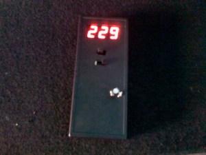 Capacímetro armado