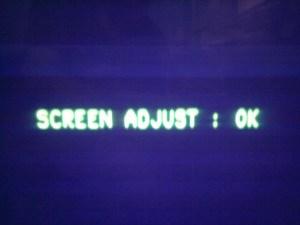 Ajustar Screen