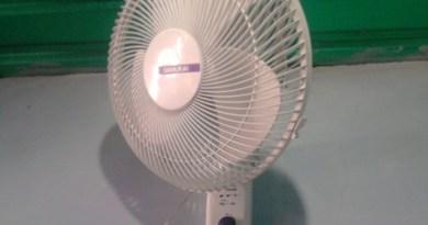 Control remoto para ventilador con PIC16F628A