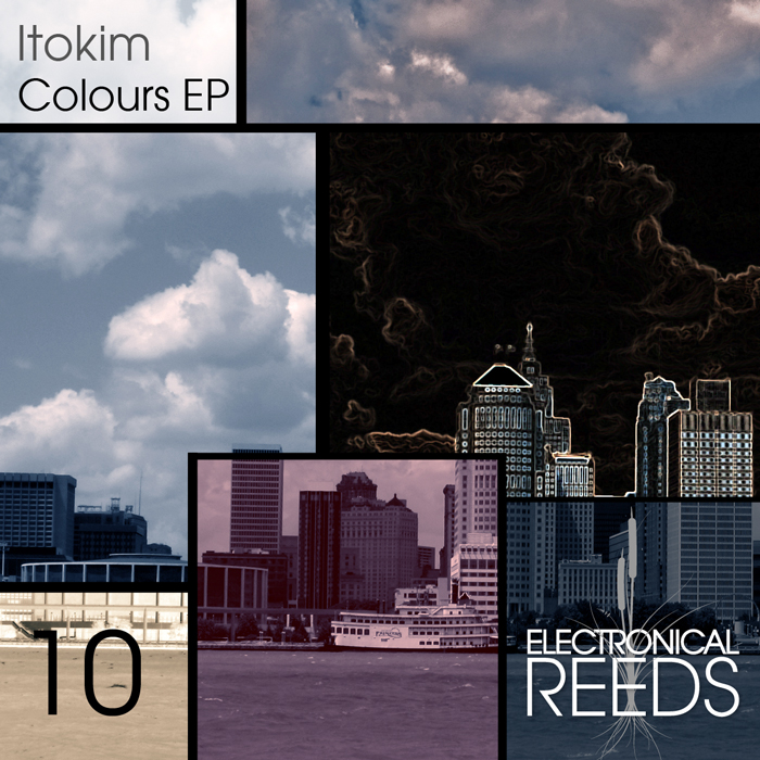 ER010 - Itokim - Colours EP