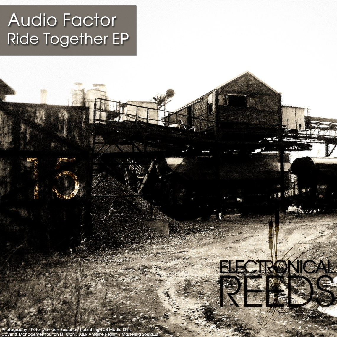 ER015 - Audio Factor - Ride Together EP - Electronical Reeds