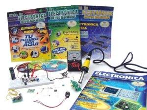 Curso de electrónica Teórico Práctico, gratis 3 Fascículos