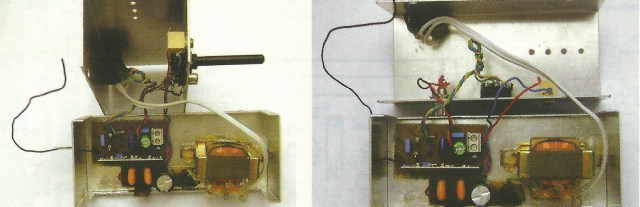 Emisor y Receptor montaje