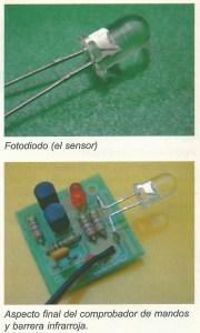KIT 33 fotodiodo