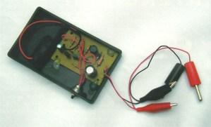 MONTAJE / Medidor comprobador de zener y varistores, hasta 140V