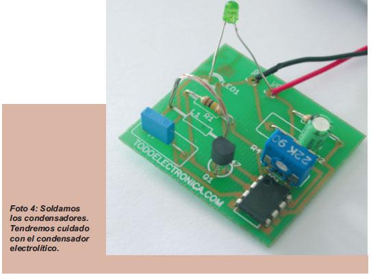 Circuito electrico condensadores
