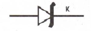 simbolo zener