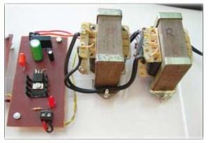 MONTAJE / Automatismo para motor de ventilación axial a 220V